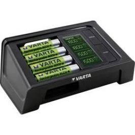 Nabíjačka s LCD Varta Smart + 4x AA NiMH Ready2Use 2100 mAh