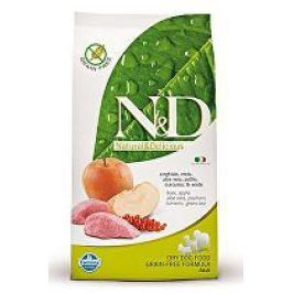N&D Grain Free DOG Adult Mini Boar & Apple 800g