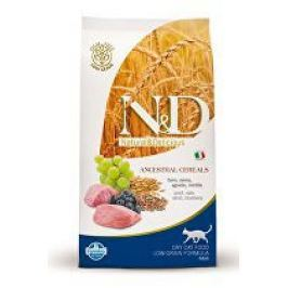 N&D Low Grain CAT Adult Lamb & Blueberry 1,5kg