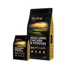 Profine NEW Dog Adult Large Chicken & Potatoes 15 kg + 3 kg zadarmo (do vypredania)