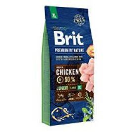 Brit Premium Dog by Nature Junior XL 15kg