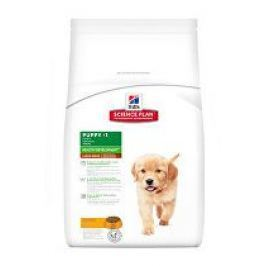 Hill's Canine Dry Puppy HD Large Breed Kuře 11kg