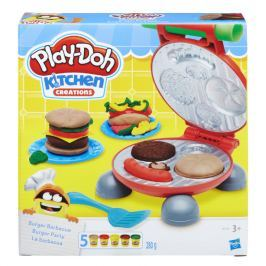 Hasbro PlayDoh Burger Barbecue B5521 343966