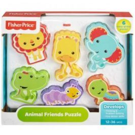 Fisher Price Puzzle so zvieratami 168440