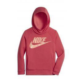 Mikina s kapucňou Nike G NSW MDRN HDY OTH GX SNL 806216-850 velikost S